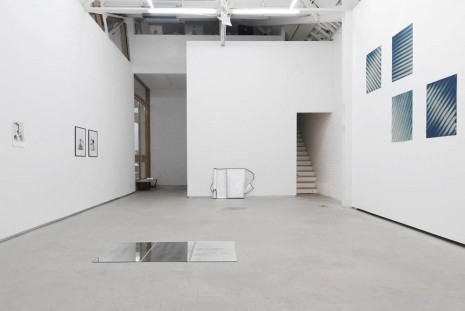 Group show, Constellation of Forms & Processes, Galerie Catherine Bastide