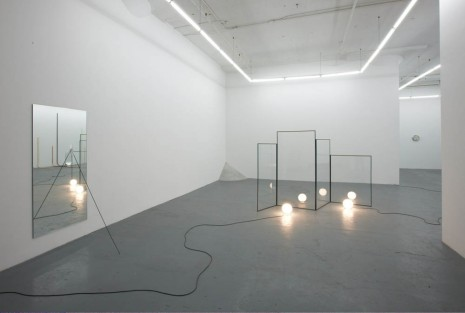 Alicja Kwade, Heavy Weight of Light, Harris Lieberman (closed)
