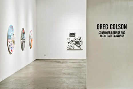 Greg Colson, Consumer Ratings And Aggregate Paintings, Patrick Painter Inc.