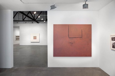 Group show, Cellblock I , Andrea Rosen Gallery (closed)