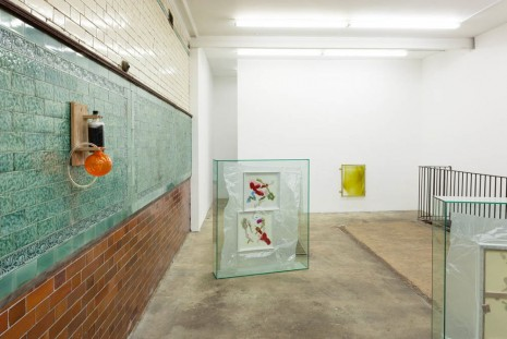 Group show, The Glass Show, Jonathan Viner (closed)