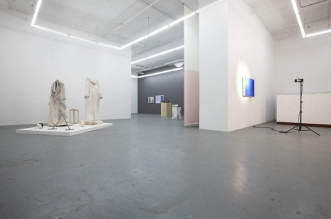 Liz Glynn, Jason Kraus, Dashiell Manley, Stephen Prina, BETWEEN THIS, THAT AND THE OTHER THING, Harris Lieberman (closed)