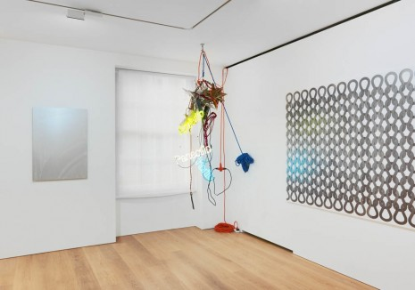 Group show, Days in Lieu, David Zwirner