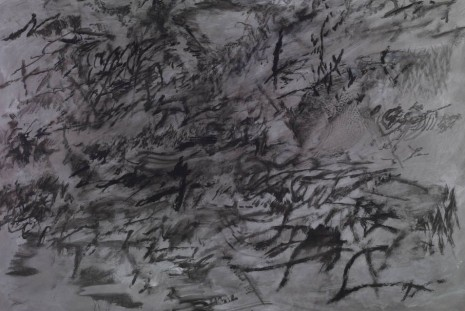 Julie Mehretu, Mind Breath and Beat Drawings, Marian Goodman Gallery