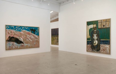 Billy Childish, Animal Totems Lying Poets and Other Mundane Renditions in Paint, China Art Objects Galleries