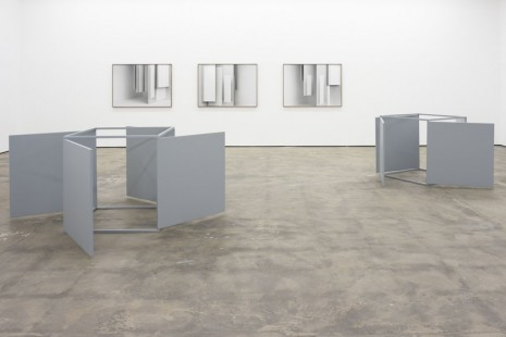 Miriam Böhm, Charlotte Posenenske, James Turrell, The Other Space, Wentrup