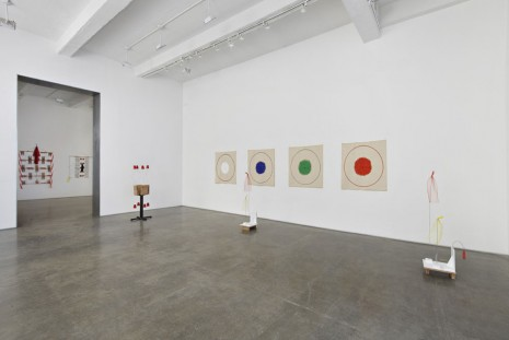 B. Wurtz, Recent Works, Metro Pictures