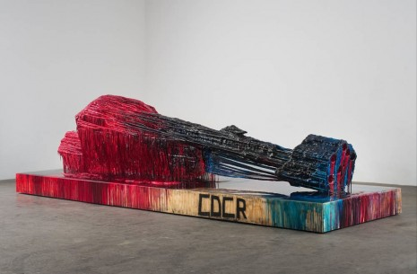 Sterling Ruby, EXHM, Hauser & Wirth