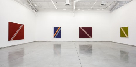 Sam Gilliam, Hard-Edge Paintings 1963-1966, David Kordansky Gallery