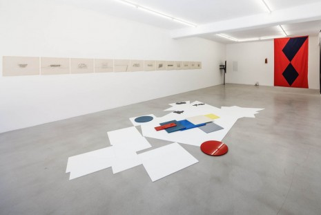 Group show, Thinking and Speaking, Galerie Nordenhake
