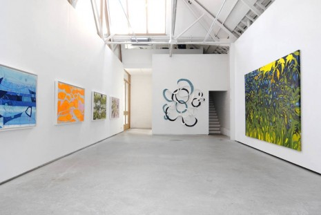 Janaina Tschäpe, The Forest, The Cloud and The Sea, Galerie Catherine Bastide