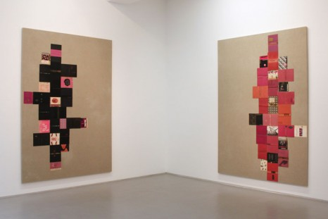 Valeska Soares, Notations, Max Wigram Gallery (closed)