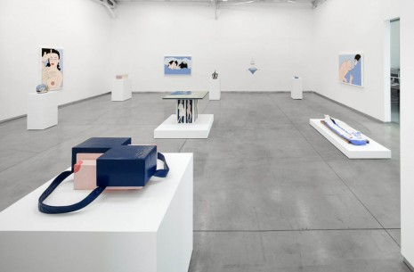 John Wesley, Objects and Paintings, David Kordansky Gallery