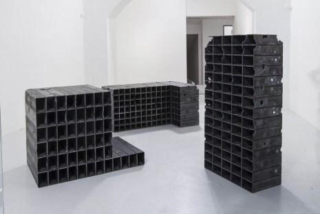 Mona Hatoum, A body of work, Galleria Continua