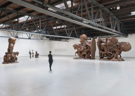 Paul McCarthy, Paul McCarthy: Sculptures, Hauser & Wirth