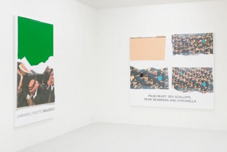 John Baldessari, Morsels and Snippets, Mai 36 Galerie
