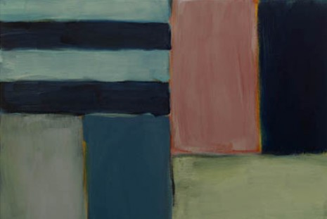 Sean Scully, Cut Ground, Kerlin Gallery