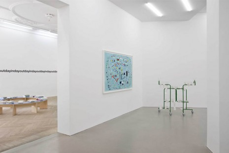 Group show, Sommeraustellung, Esther Schipper