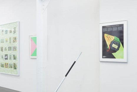 Richard Aldrich, Ronald Amstutz, Kamrooz Aram, Justin Beal, Frank Benson..., 10 YEARS, WALLSPACE (closed)