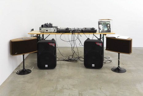 , THE AFRIKA BAMBAATAA MASTER OF RECORDS OPEN ARCHIVE, Gavin Brown's enterprise