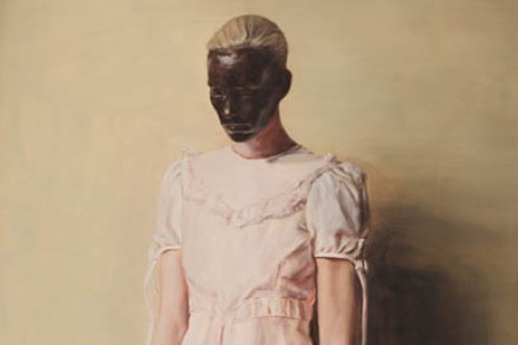 Michaël Borremans, The people from the future are not to be trusted, Zeno X Gallery
