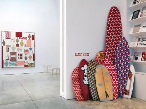 Barry McGee, , Cheim & Read