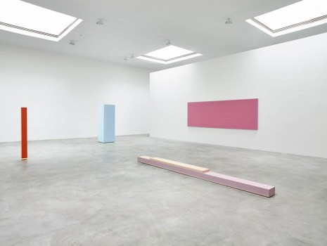 Anne Truitt, Threshold, Matthew Marks Gallery
