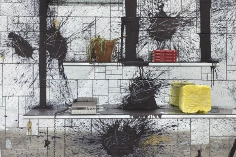 Rashid Johnson, The Gathering, Hauser & Wirth