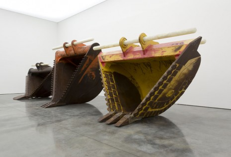 Cyprien Gaillard, Today Diggers, Tomorrow Dickens, Gladstone Gallery