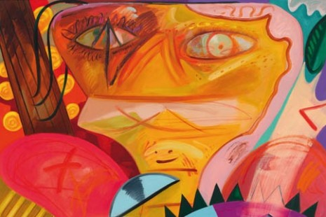 Dana Schutz, God Paintings, Contemporary Fine Arts - CFA