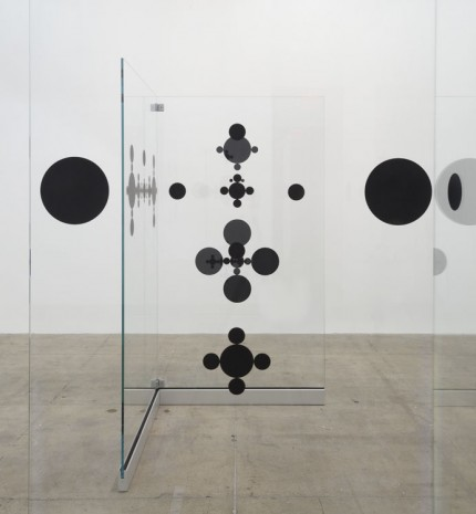 Gabriel Orozco, thinking in circles, Marian Goodman Gallery