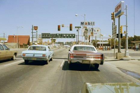 Stephen Shore, SOMETHING + NOTHING, Sprüth Magers