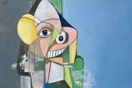 George Condo, Headspace, Simon Lee Gallery
