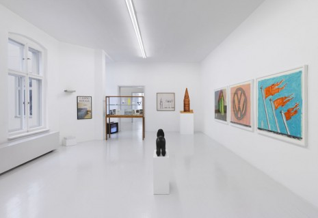 David Claerbout, Katharina Fritsch, Rodney Graham, Candida Höfer..., Early Works, Johnen Galerie