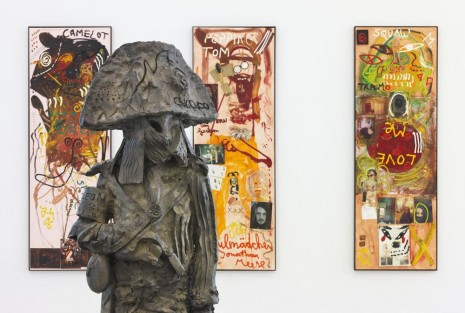 Jonathan Meese, Johnny Come Home II, Contemporary Fine Arts - CFA