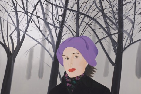Alex Katz, 45 Years of Portraits. 1969-2014, Galerie Thaddaeus Ropac