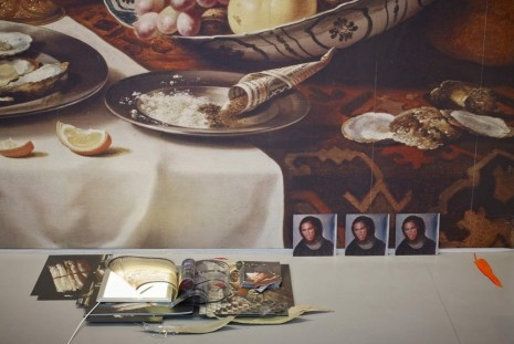 David Jablonowski, Hello Prediction! / Still Life With Turkey Pie, Max Wigram Gallery (closed)