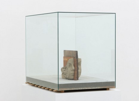 Mark Manders, , Zeno X Gallery