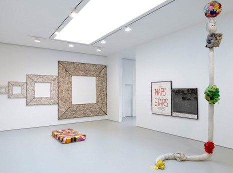 Group show, No Problem: Cologne/New York 1984-1989, David Zwirner
