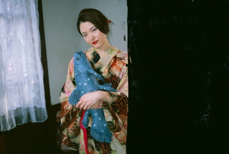 Nobuyoshi Araki, Love on the Left Eye, Taka Ishii Gallery