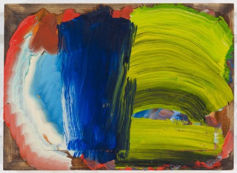 Howard Hodgkin, , Gagosian