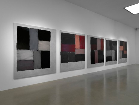 Sean Scully, Kind of Red , Timothy Taylor