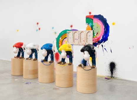 Richard Jackson, New Paintings, Hauser & Wirth