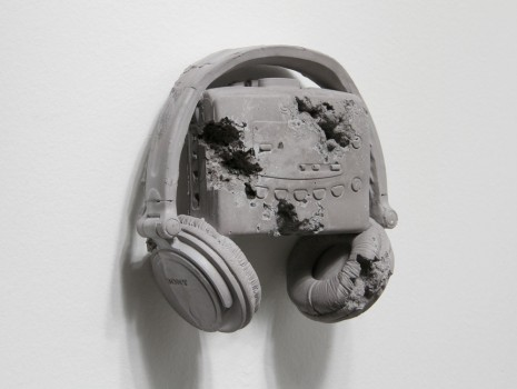 Daniel Arsham, The Future is always now, Perrotin