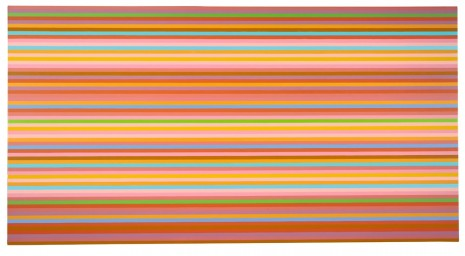 Bridget Riley, The Stripe Paintings 1961– 2014, David Zwirner