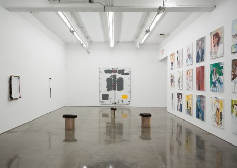 Group show, Galerie Neu at Gladstone Gallery, Gladstone Gallery