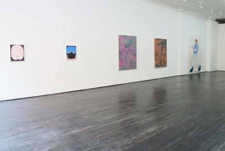 Theodora Allen, Patrick Berran, Daniel Heidkamp, Michael Hunter, Lui Shtini, Some Thoughts About Marks, Jack Hanley Gallery