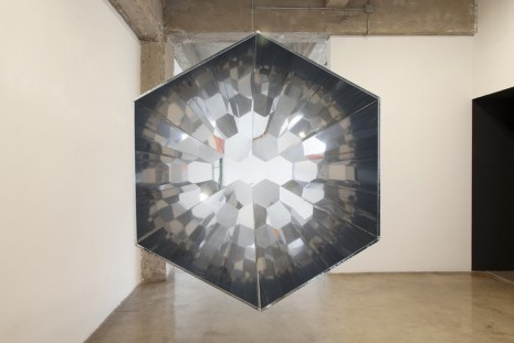Group show, The Bigger Picture: Works from the 1990s, Tanya Bonakdar Gallery