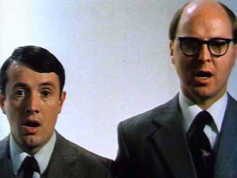 Gilbert & George, Films and Video Sculptures, 1972-1981, Lehmann Maupin