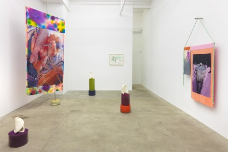 Group show, Earth Minutes, Andrew Kreps Gallery